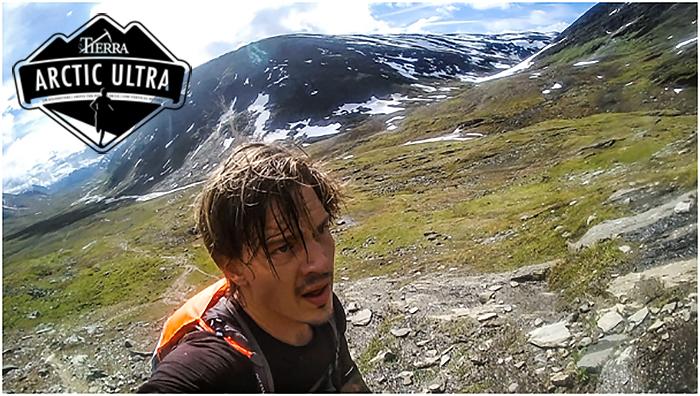 Tierra Arctic Ultra, 107km på 14h och 50min