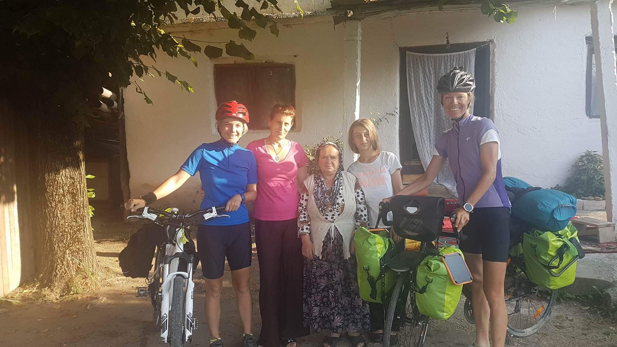 Cykling aventyr