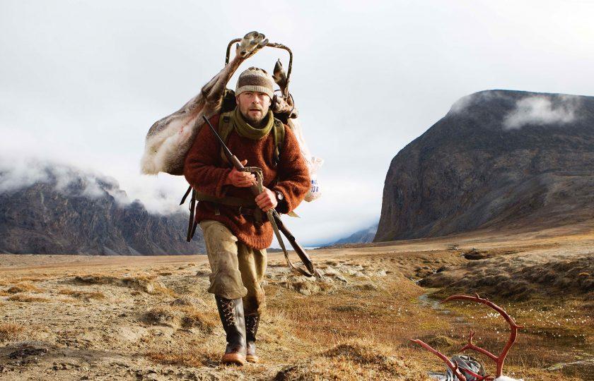 Ensam på Svalbard